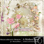 A Mothers Love Embellishment Pack MR-$3.49 (MagicalReality Designs)