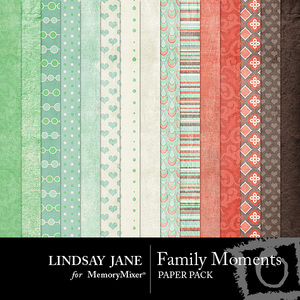 Family moments pp medium