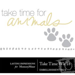 Take time wk 18 medium