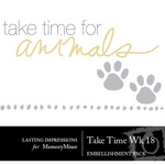 Take Time Wk 18 Embellishment Pack-$0.00 (Lasting Impressions)