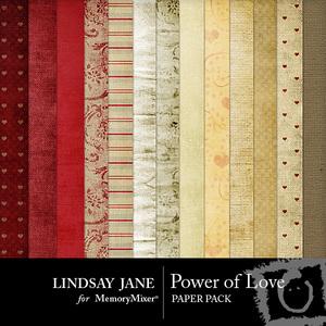 Power of love pp medium