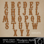 Woodgrain alpha small