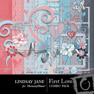 First love combo pack medium
