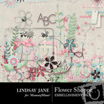 Flower Shoppe Embellishment Pack-$3.99 (Lindsay Jane)