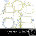 Perfect Day Frame pack-$2.99 (Lindsay Jane)