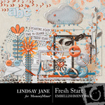 Fresh Start LJ Embellishment Pack-$3.99 (Lindsay Jane)