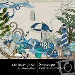 Seascape Embellishment Pack-$2.00 (Lindsay Jane)