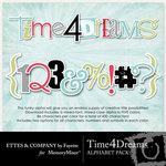 Time 4 dreams alpha small