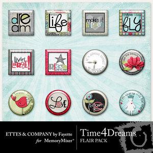 Time 4 dreams flair medium