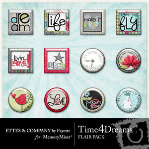 Time 4 dreams flair medium