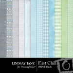First Chill Paper Pack-$3.99 (Lindsay Jane)