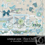 First Chill Embellishment Pack-$3.99 (Lindsay Jane)