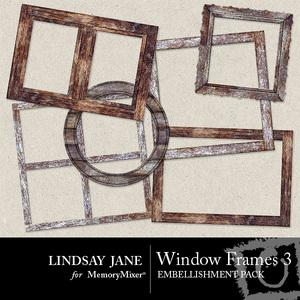 Window frames 3 medium