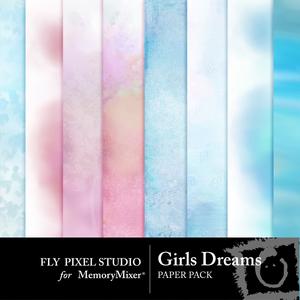 Girls dreams pp medium