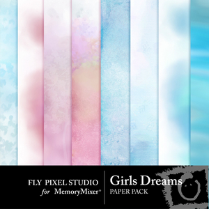 Girls dreams pp medium
