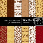 Ride The Range Paper Pack-$2.00 (Tara Reed Designs)