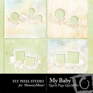 My baby qp 1 medium