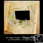 Free Happy Place Quick Page QuickMix-$0.00 (Fly Pixel Studio)