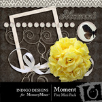 Free Moment Mini Pack-$0.00 (Indigo Designs)