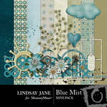 Blue Mist Mini Pack-$3.99 (Lindsay Jane)