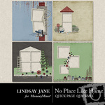 No Place Like Home Quick Page QuickMix-$1.75 (Lindsay Jane)