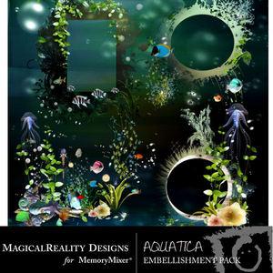 Aquatica clusters medium