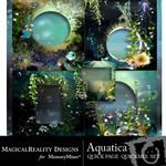 Aquatica Quick Page QuickMix-$3.99 (MagicalReality Designs)