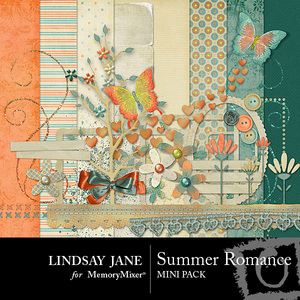 Summer romance combo pack medium