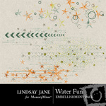 Water Fun Scatterz Pack-$1.49 (Lindsay Jane)