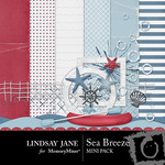 Sea Breeze Mini Pack-$3.49 (Lindsay Jane)