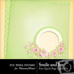 Smile and Joy Free Quick Page QuickMix-$0.00 (Fly Pixel Studio)