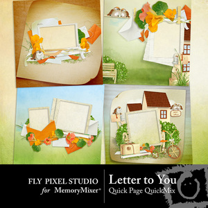 Letter to you qp medium