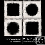 White Edge Effects-$1.99 (Indigo Designs)