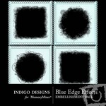 Blue Edge Effects-$1.99 (Indigo Designs)