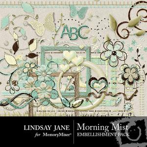 Morning mist emb medium