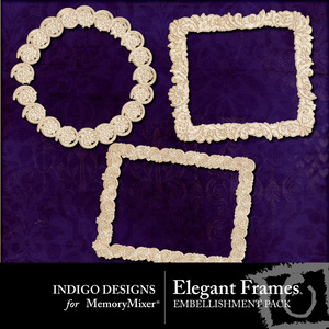 Elegant frames medium