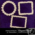 Elegant Frames-$1.99 (Indigo Designs)