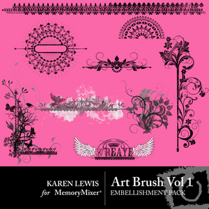 Art brush vol 1 medium
