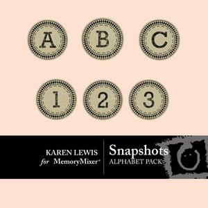 Snapshots alpha medium