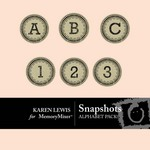 Snapshots Alphabet Pack-$0.99 (Karen Lewis)