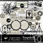Snapshots Embellishment Pack-$2.99 (Karen Lewis)