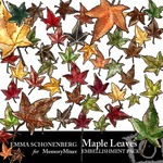 Maple Leaves Embellishment Pack-$1.99 (Emma Schonenberg)