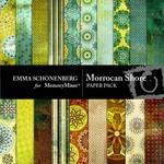 Morrocan Shore Paper Pack-$3.99 (Emma Schonenberg)