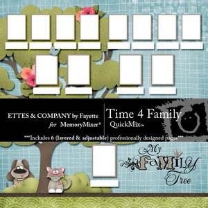 Time 4 family qm medium