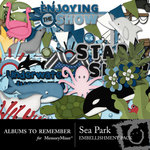 Sea Park Embellishment Pack-$2.99 (Albums to Remember)
