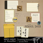 Learning Journaling Bits-$1.99 (Krista Sahlin)
