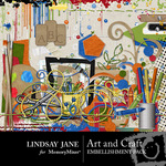Art and Craft Embellishment Pack-$3.99 (Lindsay Jane)