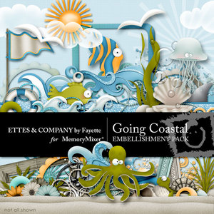 Going coastal emb medium