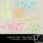 Sky High Scatterz-$1.99 (Lindsay Jane)