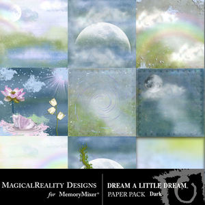 Dream a little dream dark pp medium